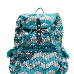 Thumbnail for Donna Zimm's Fun Sequin Backpacks with Bling! list on Listly